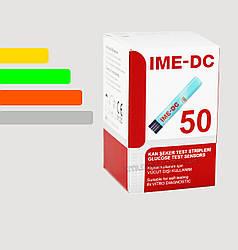 Тест-полоски к глюкометру IME-DC #50 - Име-ДиСи 50 шт.