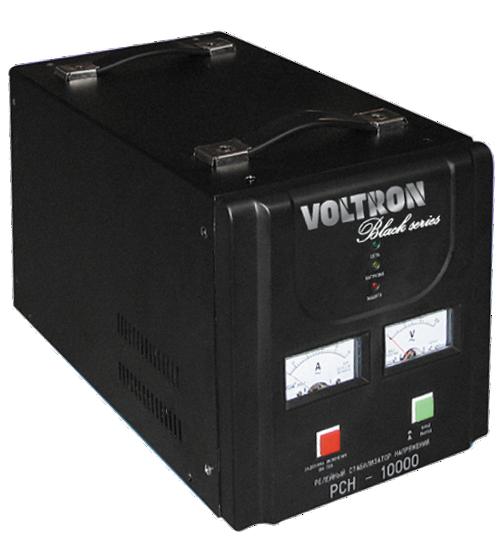 Стабілізатор напруги FORTE MAX-1000VA NEW релейного типу, потужність 1000 ВА, точність 8%, вага 3.5 кг