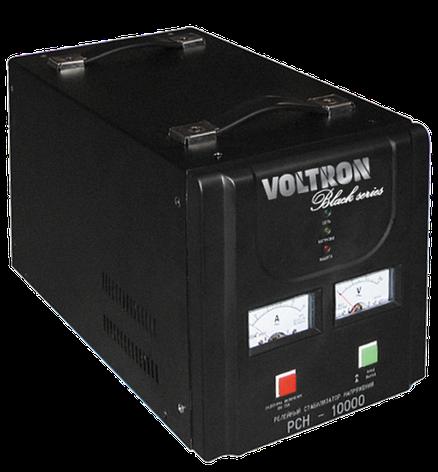 Стабілізатор напруги FORTE MAX-1000VA NEW релейного типу, потужність 1000 ВА, точність 8%, вага 3.5 кг, фото 2