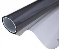 Премиум металлизированная тонировочная зеркальная плёнка 15 (Уголь/зеркало)