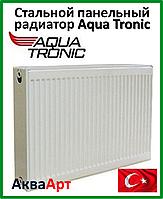 Стальной радиатор Aquatronic класс 22 500*800 бок. подкл.