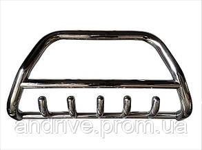 Защита переднего бампера (кенгурятник) Land Rover Range Rover Sport 2003