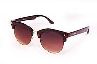 Солнцезащитные очки UV400 Коричневые (8007-1)
