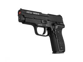 Стартовый пистолет Retay Baron HK кал. 9 мм. Цвет - Black