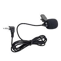 Микрофон петличный нагрудный универсальный Epik 1.2 м