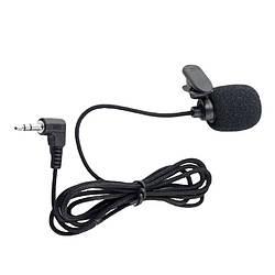 Микрофон петличный Epik нагрудный универсальный 1.2 м