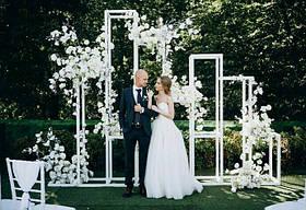 """Выездная свадебная церемония """"Stylish wedding"""""""