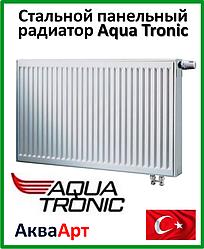Стальной радиатор Aquatronic класс 22 500*400 нижнее подкл.
