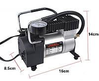 Автомобільний компресор (1063) 12 В, 120 Вт, 27литр/хв, фото 1