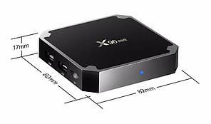 Smart TV X96 mini S905W  2-16gb
