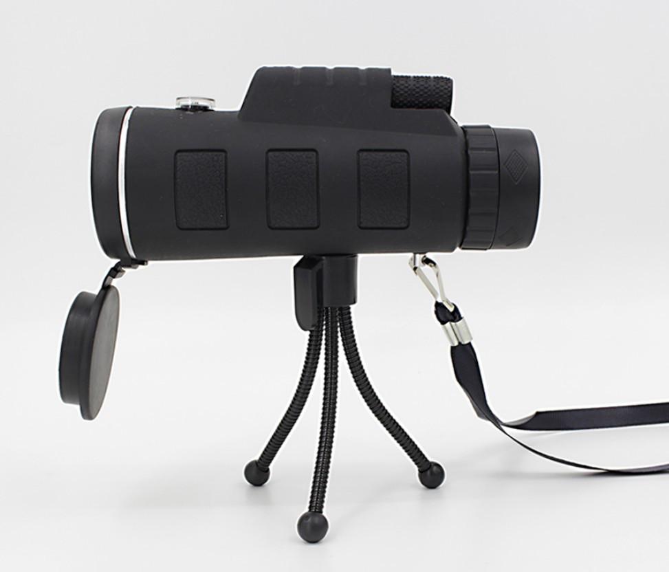 Монокуляр 40x60 HD Bushnell 1500-9500 m з подвійною фокусуванням
