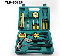 Набор инструментов в чемодане 8012P, фото 1