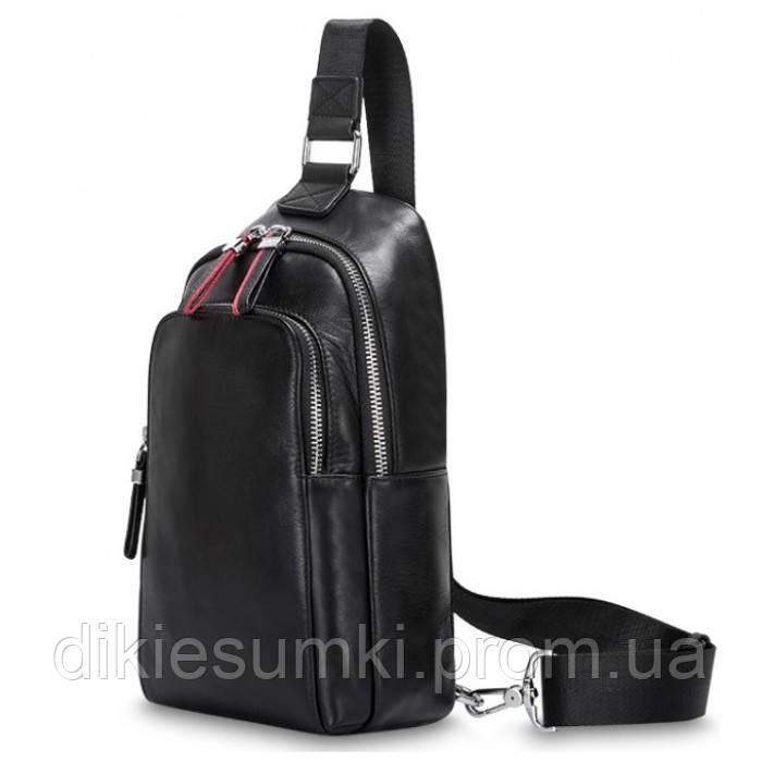 348710252263 Кожаный мужской рюкзак Tiding Bag B3-2023A - Интернет магазин - Дикие сумки  в Черноморске