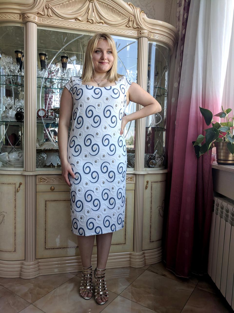 Копия Платье Selta 738 размеры 50, 52, 54, 56