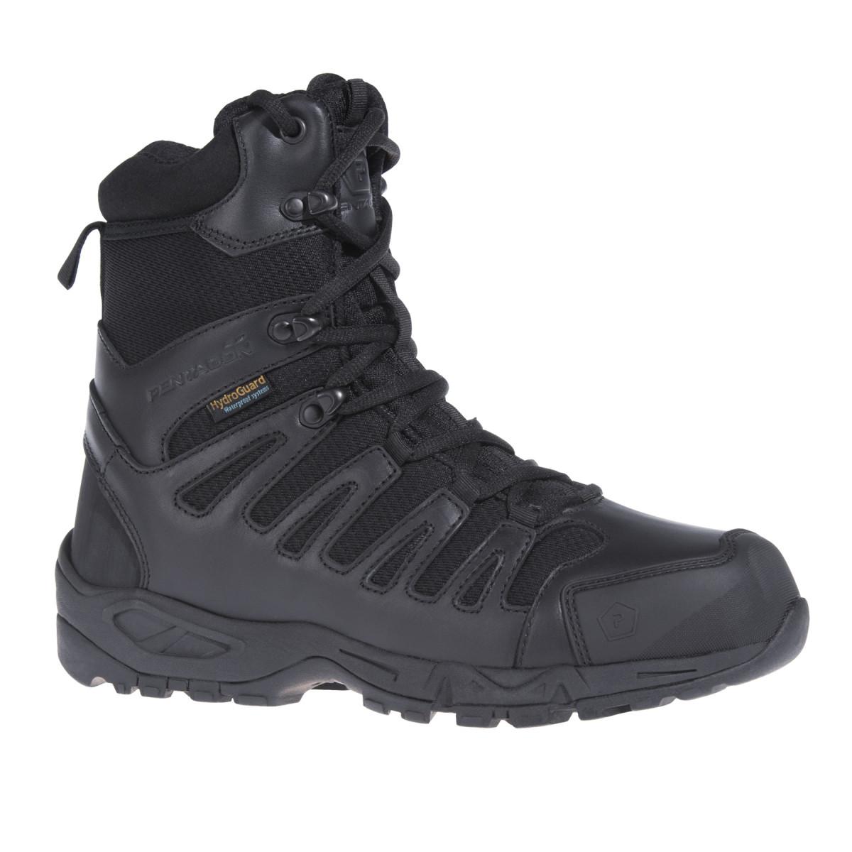 """Тактчині черевики Pentagon Achilles 8"""" Black"""