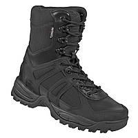 Тактичні черевики Pentagon Scorpion Boot Zip Black, фото 1