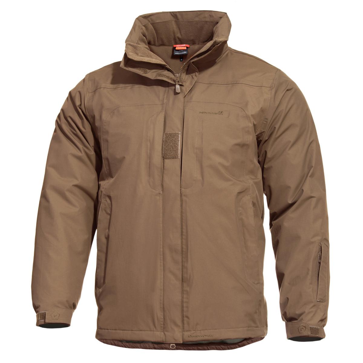 Куртка Зимова Pentagon Gen V Coyote Size L - купить по лучшей цене в ... 23cf1d13a77f2