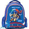 Ортопедичний рюкзак для хлопчика-першокласника Kite Transformers TF17-517S
