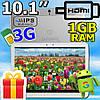 Планшет- телефон Archos Tyre24 10.1 Xenon 10 с IPS 1/8 GB 3G Sim+Чехол