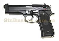 Пістолет Beretta M92F/M9 KJW Metal Green Gas, фото 1