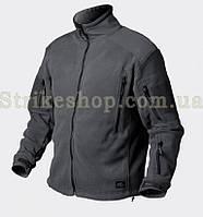Куртка флісова LIBERTY Helikon-Tex Shadow Grey