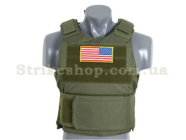 PT Tactical Body Armor