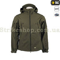 Куртка Soft Shell M-Tac Olive, фото 1