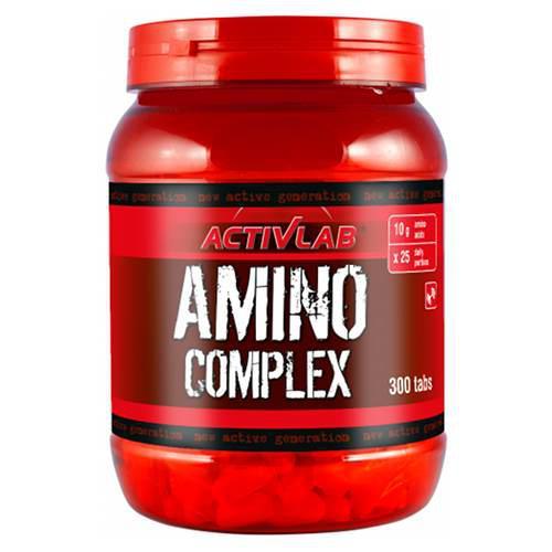 Амінокислоти Activlab Amino Complex 300 tabs