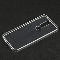 Ультратонкий чехол для Nokia X6 , фото 1