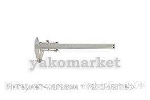 Штангенциркуль Intertool - 200 мм, цена деления 0,05 мм