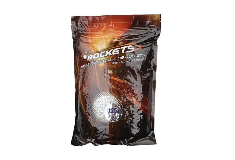 Кулі Rockets Professional 0,25g 2 kg