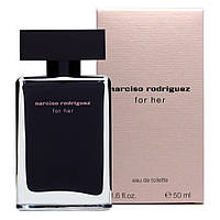 Narciso Rodriguez for Her edt 50 ml  (оригинал подлинник  )