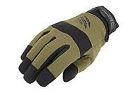 Зимові тактичні рукавиці Armored Claw Shooter Cold OD, фото 1
