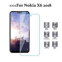 Защитное стекло Glass для Nokia X6