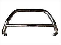 Защита переднего бампера (кенгурятник) Dodge Nitro 2007+