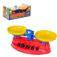 Іграшкові Ваги Маркет (в коробці) 27×13×11.5 см ТехноК 2193