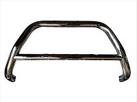 Защита переднего бампера (кенгурятник) Ford Transit 1995-2012