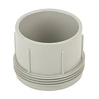 Муфта соединительная DUV86-02353 D63mm (серая)