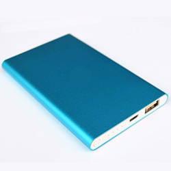 Портативное зарядное устройство Epik Power Bank 4000mAh Blue
