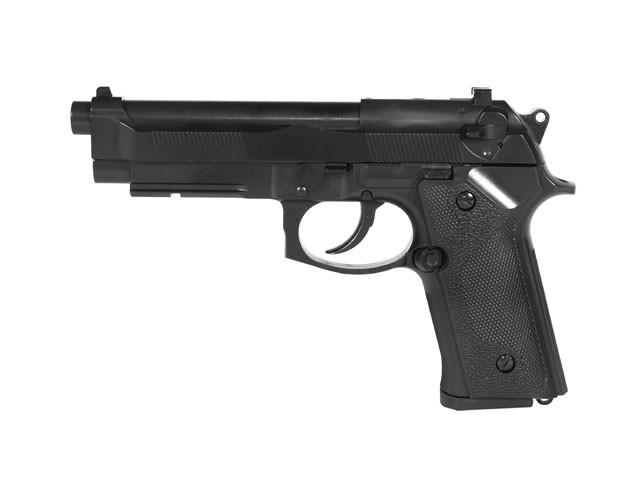 Пістолет STTI Beretta M92F/M9 Plastic Ris Green Gas