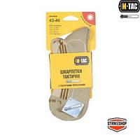 Шкарпетки M-Tac COOLMAX 35% KHAKI, фото 1