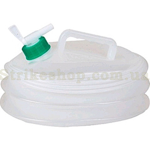 Складна каністра для води 10L