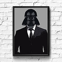 Постер с рамкой Star Wars #8