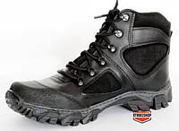 Тактичні черевики Wolf Original Black, фото 1