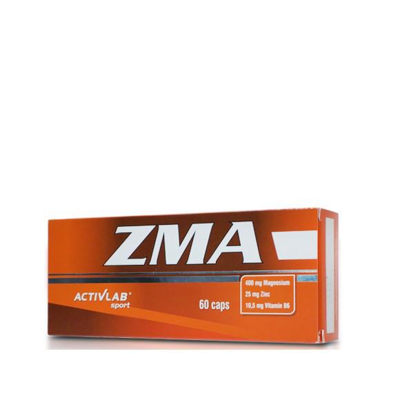 Activlab ZMA 60 caps