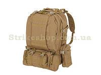 Рюкзак 3-DAY ASSAULT 8FIELDS 26L Tan, фото 1