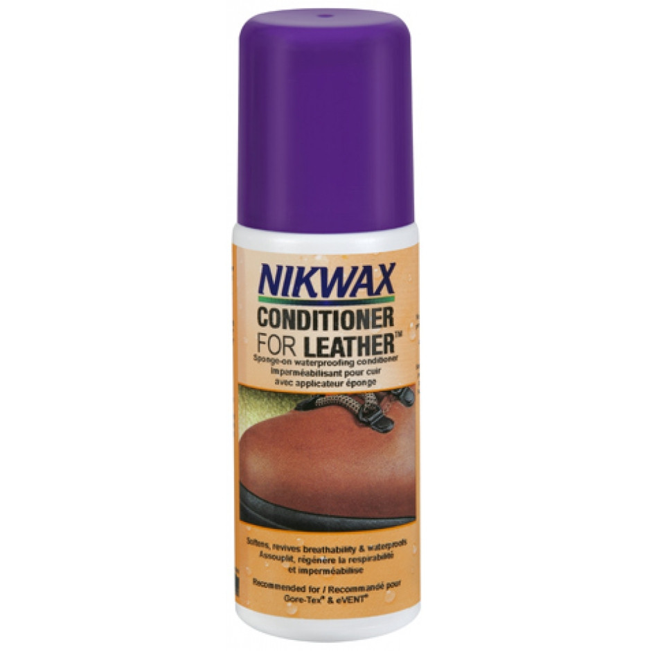 NIKWAX CONDITIONER FOR LEATHER 125ML
