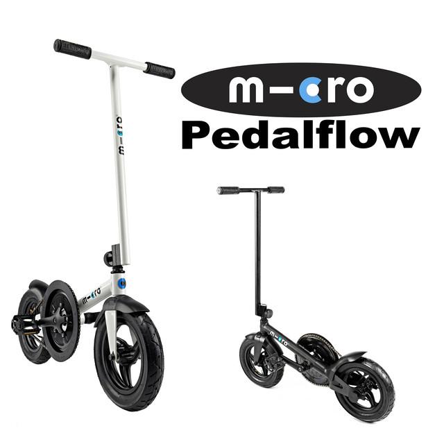 Складные велосипеды Micro Pedalflow