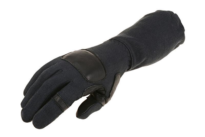 Тактичні рукавиці Armored Claw Kevlar blk