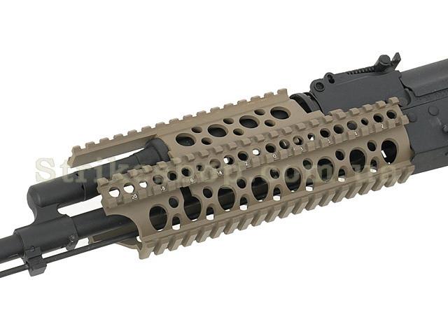 AK series M83 metal